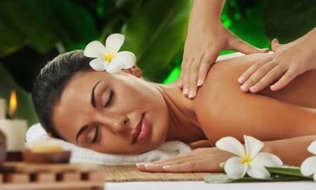 Гавайский массаж (Ломи Ломи Нуи)