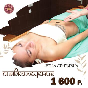 Beige & White Feminine Spa Treatment Flyer, копия, копи