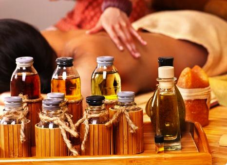 Абъянга - классический аюрведический масляный массаж