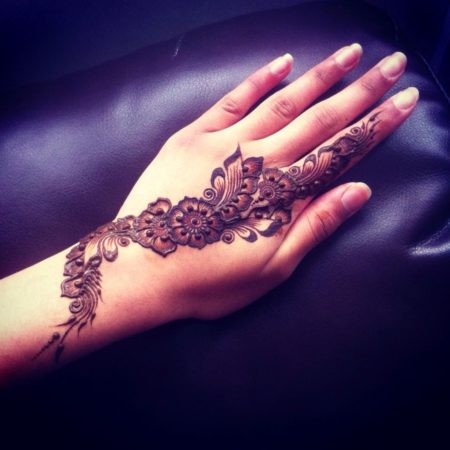 Mehndi Designs For Hands 2013-2014 - 020 - www.fashionhuntworld.blogspot.com